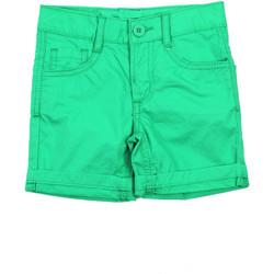 Oblečenie Deti Šortky a bermudy Losan 015-9655AL Zelená