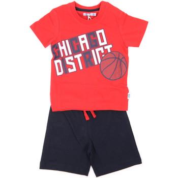 Oblečenie Chlapci Komplety a súpravy Melby 90L9100 Červená