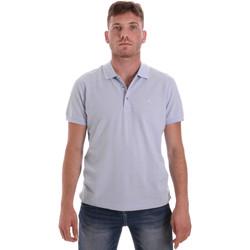 Oblečenie Muži Polokošele s krátkym rukávom Navigare NV82108 Modrá