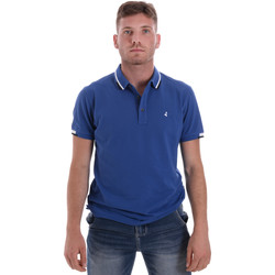 Oblečenie Muži Polokošele s krátkym rukávom Navigare NV82113 Modrá