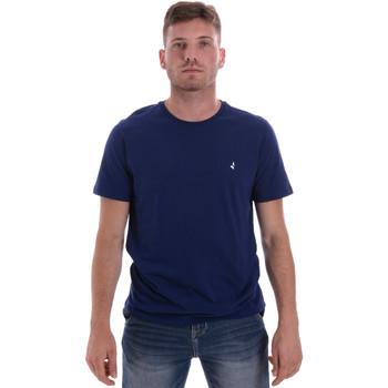 Oblečenie Muži Tričká s krátkym rukávom Navigare NV31126 Modrá