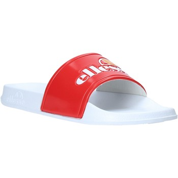 Topánky Muži športové šľapky Ellesse OS EL01W70401 Červená