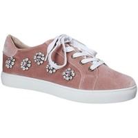 Topánky Ženy Nízke tenisky Fornarina PE17TR1112 Ružová