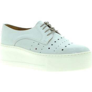 Topánky Ženy Derbie Maritan G 210218 Biely