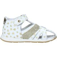 Topánky Dievčatá Sandále Melania ME0819A0S.B Biely