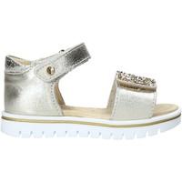 Topánky Dievčatá Sandále Melania ME8043B0S.C Zlato
