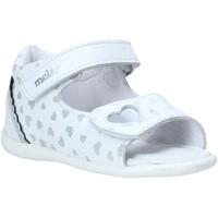 Topánky Dievčatá Sandále Melania ME0820A0S.A Striebro