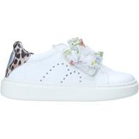 Topánky Dievčatá Nízke tenisky Melania ME2274D0S.A Biely