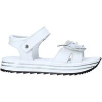 Topánky Dievčatá Sandále Melania ME4065D0S.B Biely