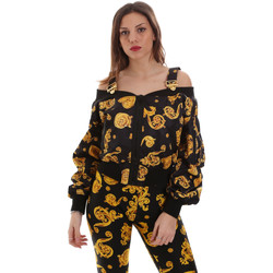 Oblečenie Ženy Mikiny Versace C0HVB932S0774899 čierna