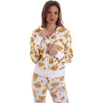 Oblečenie Ženy Mikiny Versace B6HVB796SN500003 Biely