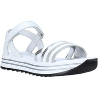Topánky Dievčatá Sandále Melania ME6099F0S.A Biely