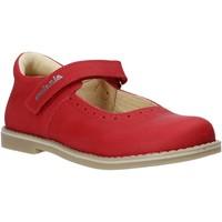 Topánky Dievčatá Balerínky a babies Melania ME2139D0S.G Červená