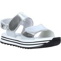 Topánky Dievčatá Sandále Melania ME6109F0S.C Striebro