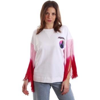 Oblečenie Ženy Tričká s krátkym rukávom Versace B2HVB71511701003 Biely