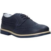 Topánky Deti Derbie Melania ME6219F0S.K Modrá