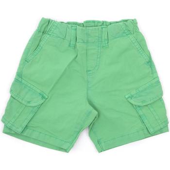 Oblečenie Deti Šortky a bermudy Melby 20G7250 Zelená