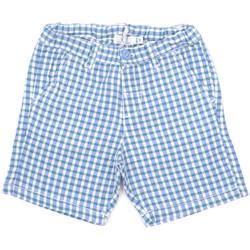 Oblečenie Deti Šortky a bermudy Melby 20G7260 Modrá