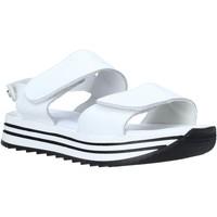 Topánky Dievčatá Sandále Melania ME6109F0S.A Biely