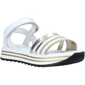 Topánky Dievčatá Sandále Melania ME6099F0S.B Biely