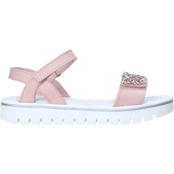 Topánky Dievčatá Sandále Melania ME6043F0S.B Ružová