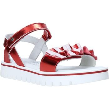 Topánky Dievčatá Sandále Melania ME6044F0S.C Červená