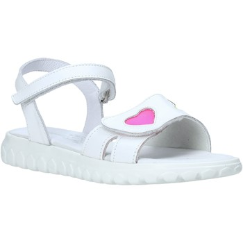 Topánky Dievčatá Sandále Melania ME6070F0S.A Biely