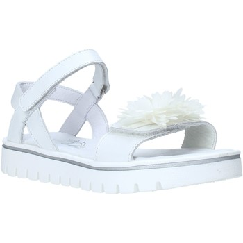 Topánky Dievčatá Sandále Melania ME6126F0S.A Biely