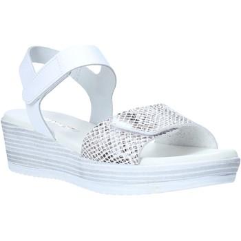 Topánky Ženy Sandále Valleverde G52163 Biely