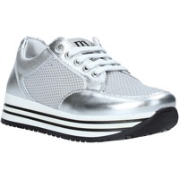 Topánky Dievčatá Nízke tenisky Melania ME6254F0S.A Striebro