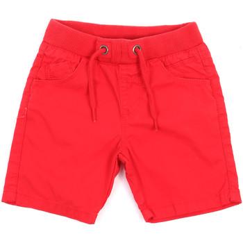 Oblečenie Deti Šortky a bermudy Losan 015-9657AL Červená