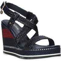 Topánky Ženy Sandále Gold&gold A20 GJ346 Modrá