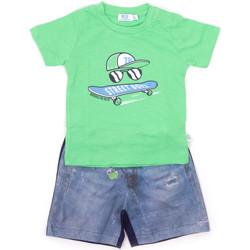 Oblečenie Deti Komplety a súpravy Melby 20L7270 Zelená