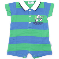 Oblečenie Deti Módne overaly Melby 20P7130 Modrá
