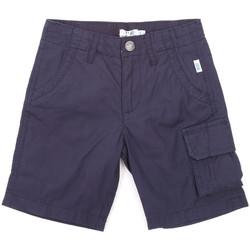 Oblečenie Deti Šortky a bermudy Melby 79G5584 Modrá