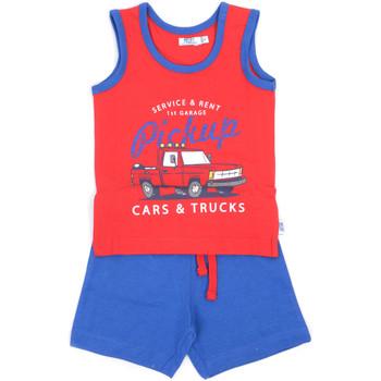 Oblečenie Chlapci Komplety a súpravy Melby 90L9120 Červená