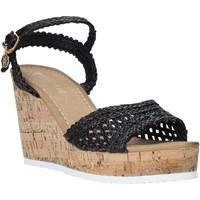 Topánky Ženy Sandále Gold&gold A20 GJ263 čierna