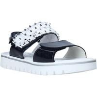 Topánky Dievčatá Sandále Melania ME6003F0S.Z Modrá