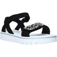 Topánky Dievčatá Sandále Melania ME6043F0S.A čierna