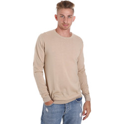 Oblečenie Muži Svetre Sseinse ME1504SS Béžová