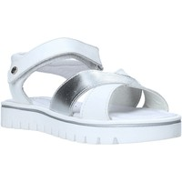 Topánky Dievčatá Sandále Melania ME4108D0S.B Biely