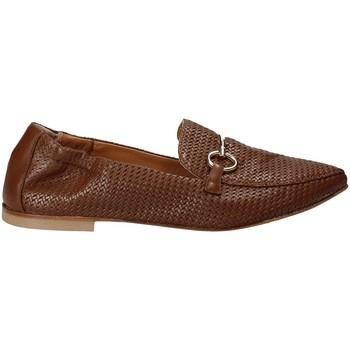 Topánky Ženy Mokasíny Mally 6264 Hnedá