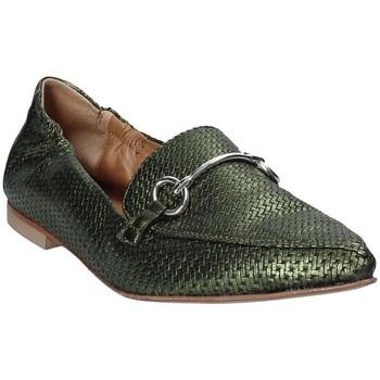 Topánky Ženy Mokasíny Mally 6264 Zelená