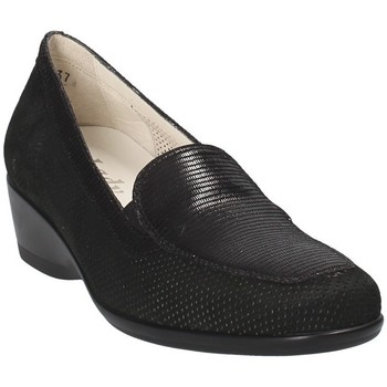 Topánky Ženy Mokasíny Melluso R30506E čierna