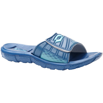 Topánky Muži športové šľapky Lotto 211100 Modrá