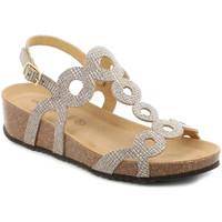 Topánky Ženy Sandále Grunland SB1597 Béžová