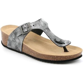 Topánky Ženy Žabky Grunland CB2493 čierna