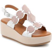 Topánky Ženy Sandále Grunland SA2487 Béžová