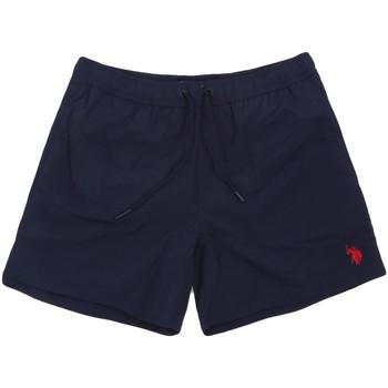 Oblečenie Muži Plavky  U.S Polo Assn. 56488 52458 Modrá