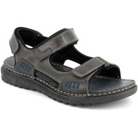 Topánky Muži Sandále Grunland SA2526 čierna